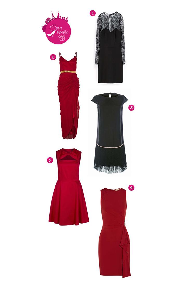 Outfit per un capodanno perfetto cosamimettooggi for Idee capodanno